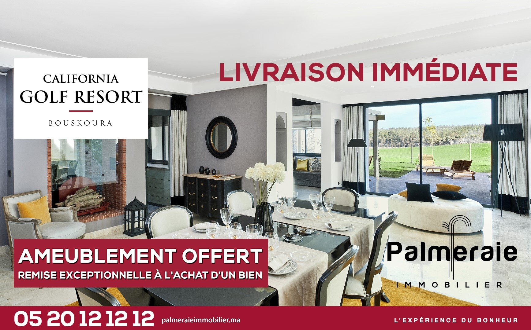Palmeraie immobilier